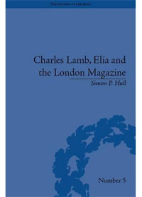 Charles Lamb, Elia and the London Magazine: Metropolitan Muse