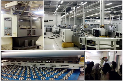 Manufacturing Facility at United Food Industries Corporation Ltd.